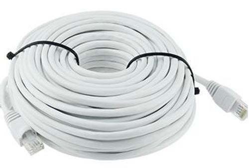 Cat5e Cable 20M (65ft) - White