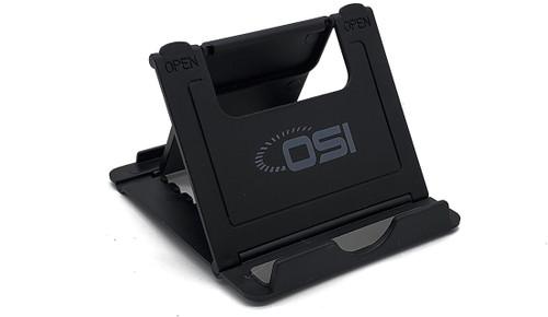 Desktop stand for alarm keypad/panel, smart phone, tablet etc.