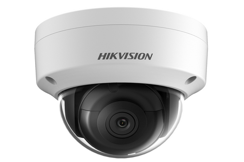 Hikvision 4mp Vandal IP Dome Camera With 2.8mm Lens - Indoor/Outdoor