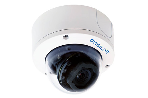 Avigilon 3MP H5SL IP Dome Camera with 3.1–8.4 mm varifocal lens - Indoor/Outdoor