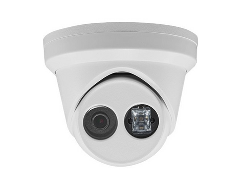 Hikvision 4mp Turret Network Camera With 2.8mm Lens - Indoor/Outdoor
