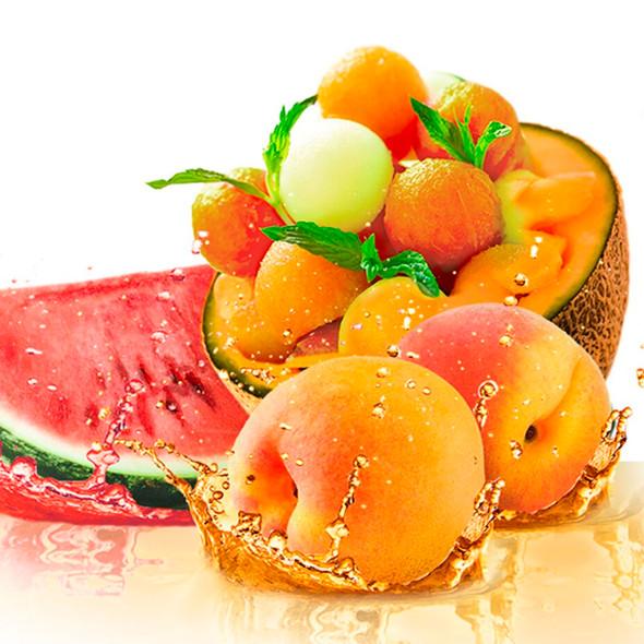 Peach Watermelon Cantaloupe Flavor Concentrate