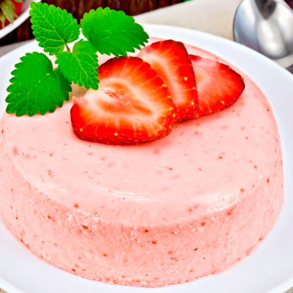 Strawberry Bavarian Cream Flavor Concentrate