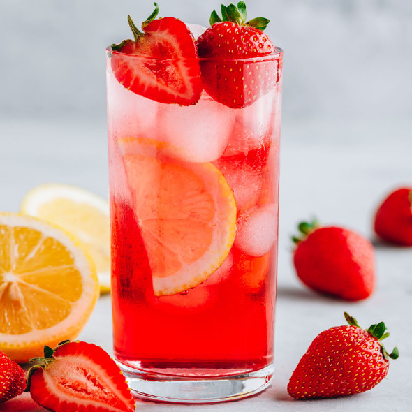 Strawberry Sweet Tea Flavor Concentrate