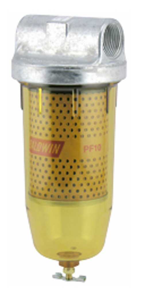 Baldwin PF10 Fuel Diesel Filter Element Replacement For B10-AL Assembly