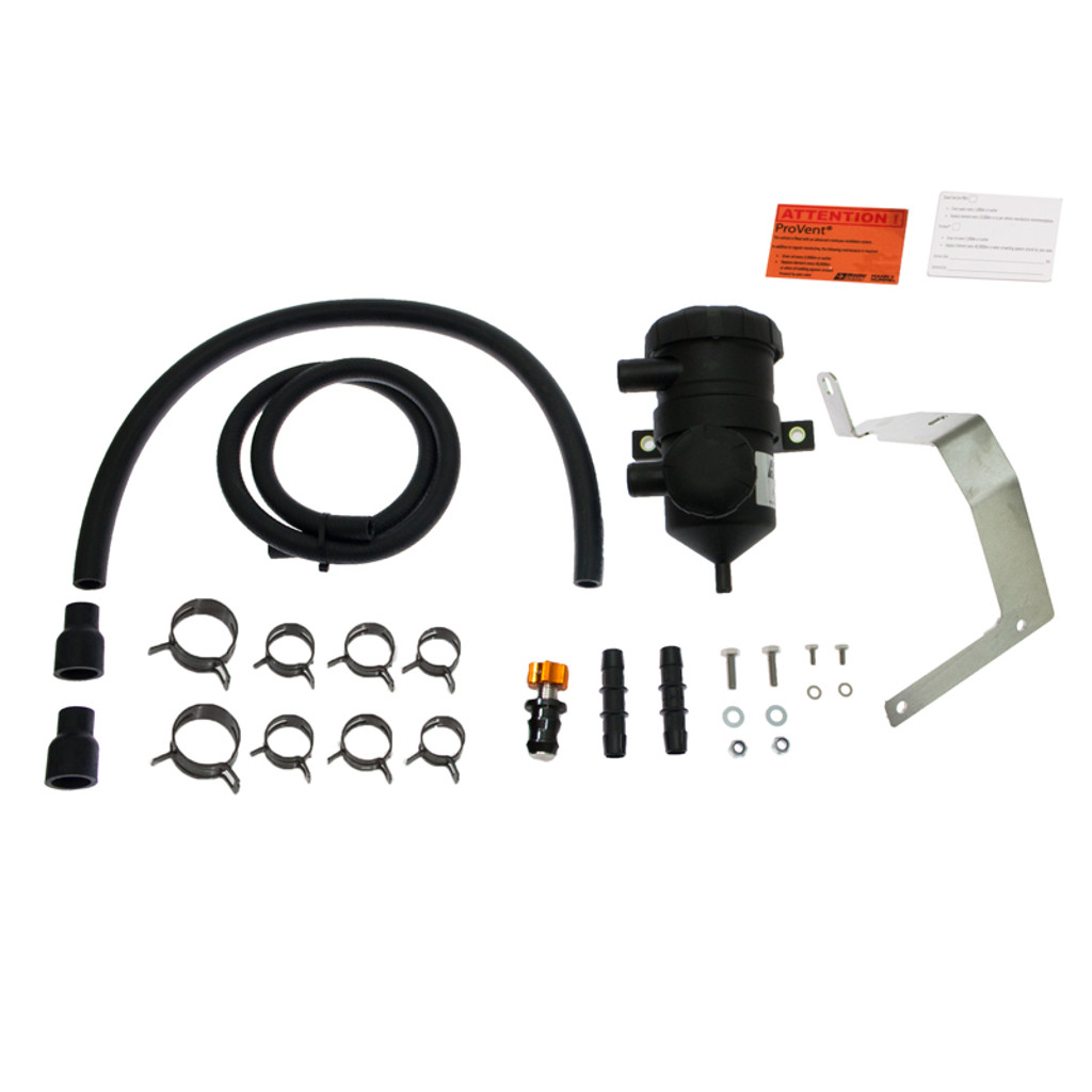 PV628DPK; Toyota Hilux & Fortuner 2.8 GUN126R 2016-on Crank Case Ventilator Kit - Mann Hummel Provent
