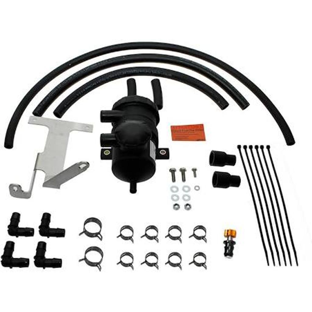 PV602DPK; HOLDEN COLORADO RG 2.8 2012-2016 Crank Case Ventilator Kit - Mann Hummel Provent