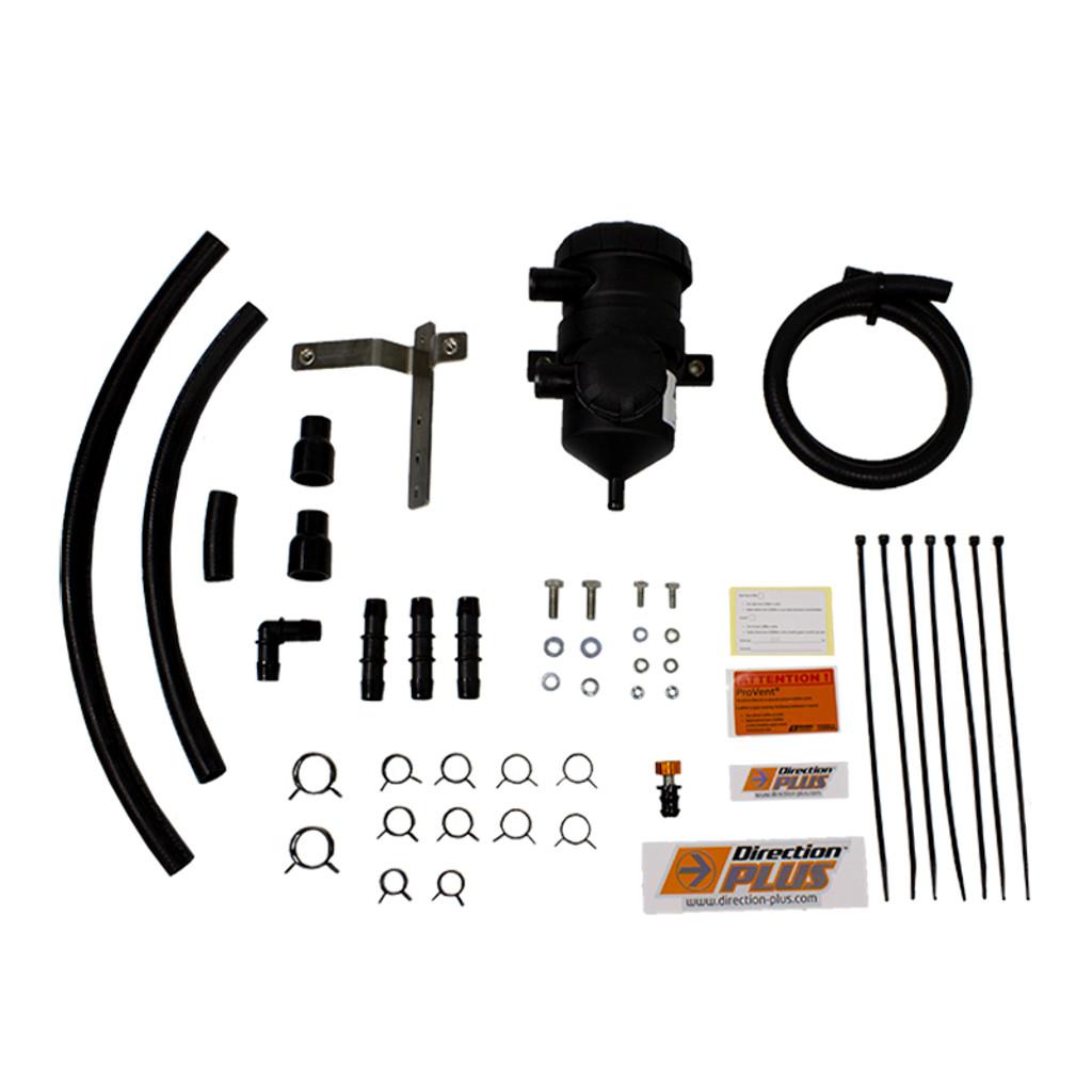PV618DPK; Nissan Navara D40 2.5L 2005-2015 Crank Case Ventilator Kit - Mann Hummel Provent