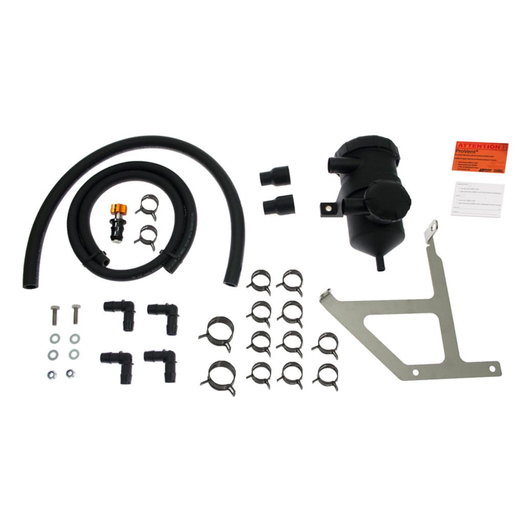 PV622DPK; Mitsubishi Triton MN 4d56 2008-2015 Crank Case Ventilator Kit - Mann Hummel Provent