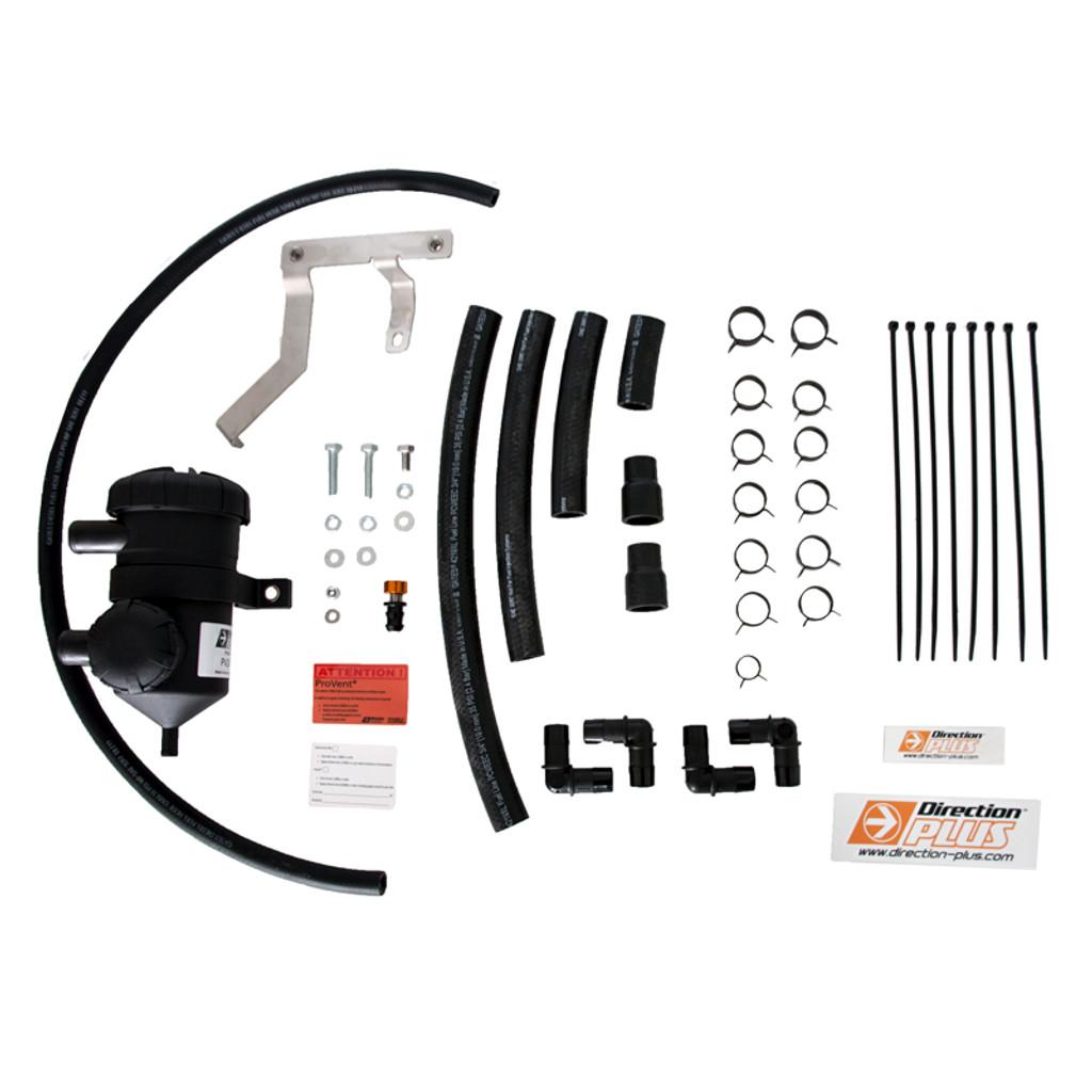 PV629DPK; Mitsubishi Triton MQ 4N15 & Pajero Sport 4D15 2015-2018 Crank Case Ventilator Kit - Mann Hummel Provent