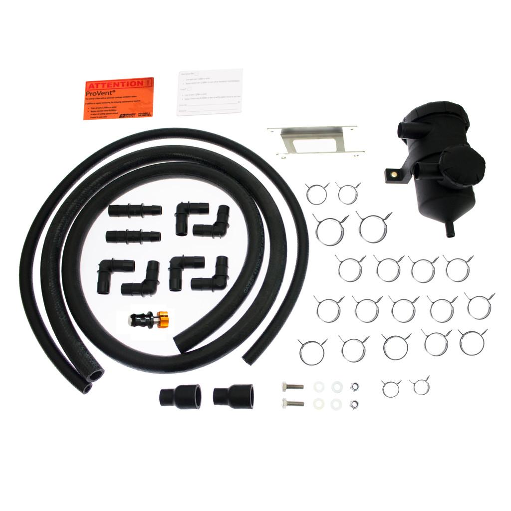PV638DPK; Landrover Defender 110 2.2L Crank Case Ventilator Kit - Mann Hummel Provent