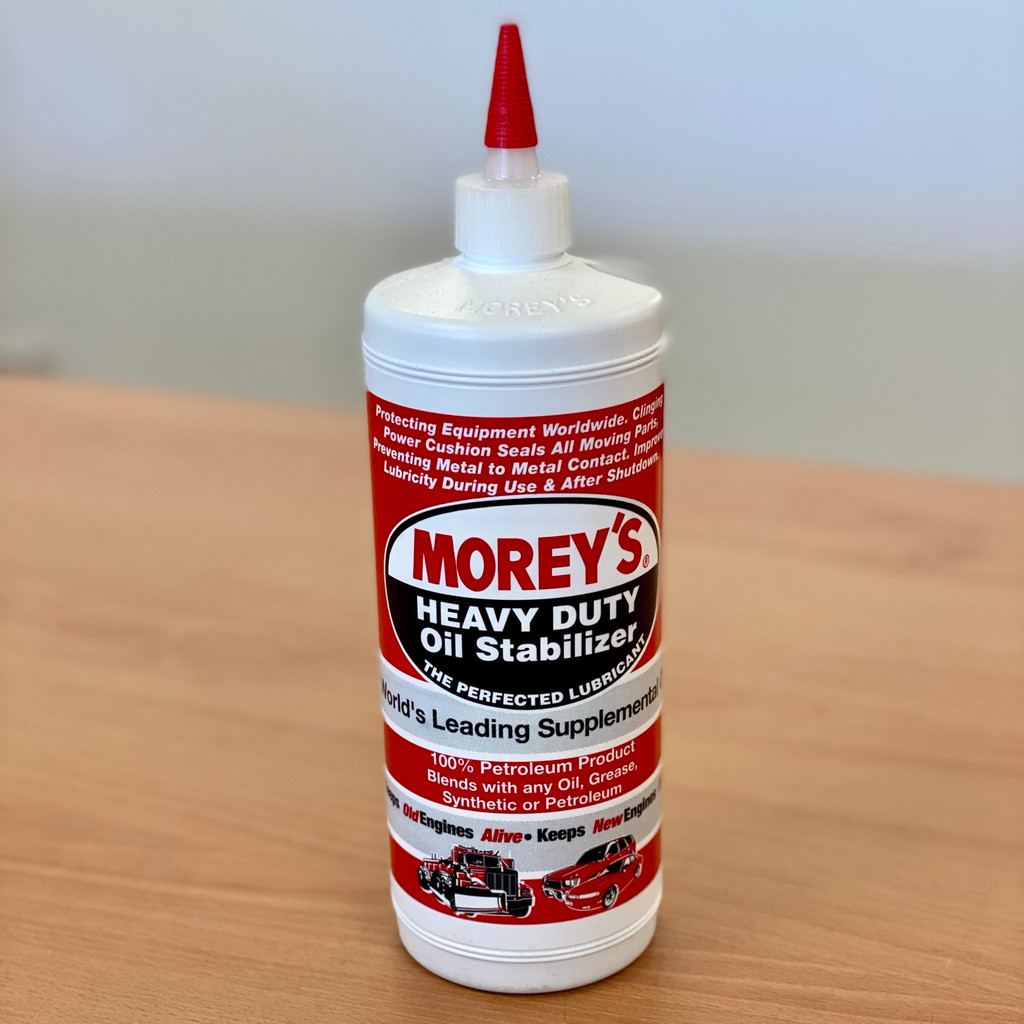 Morey's Oil Stabilizer 1 Litre; Morey's Lubricants
