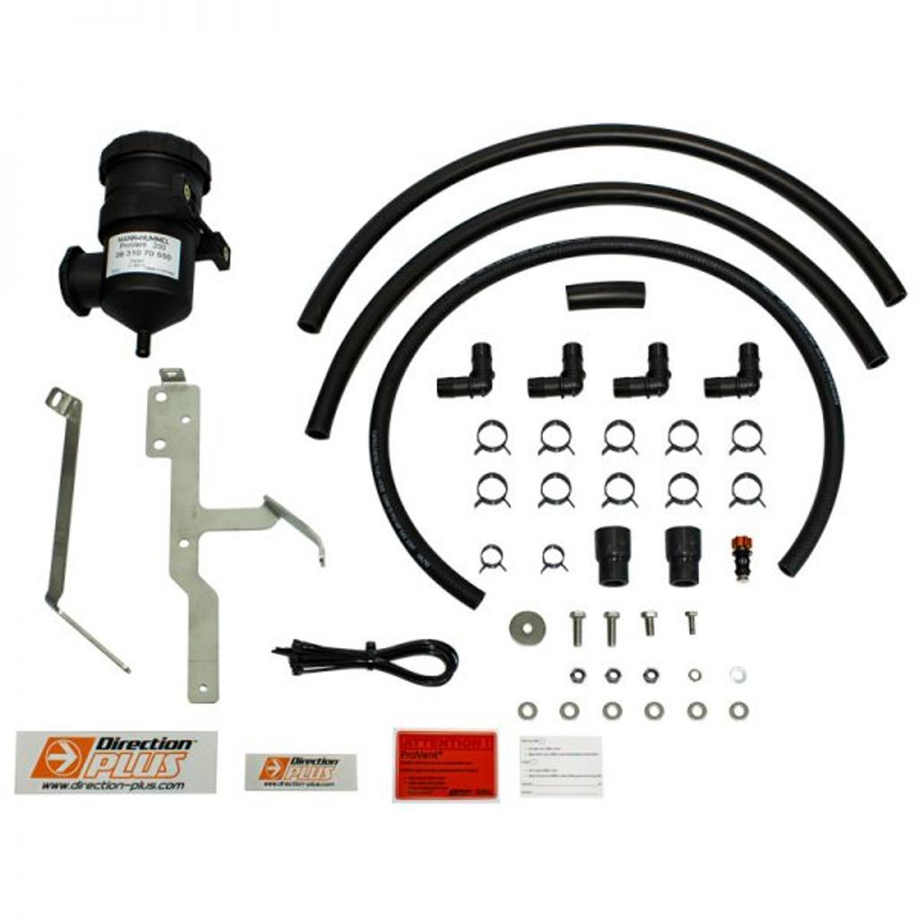 PV661DPK; Ford Ranger / Ford Everest / Mazda BT50  Crank Case Ventilator - Mann Hummel Provent