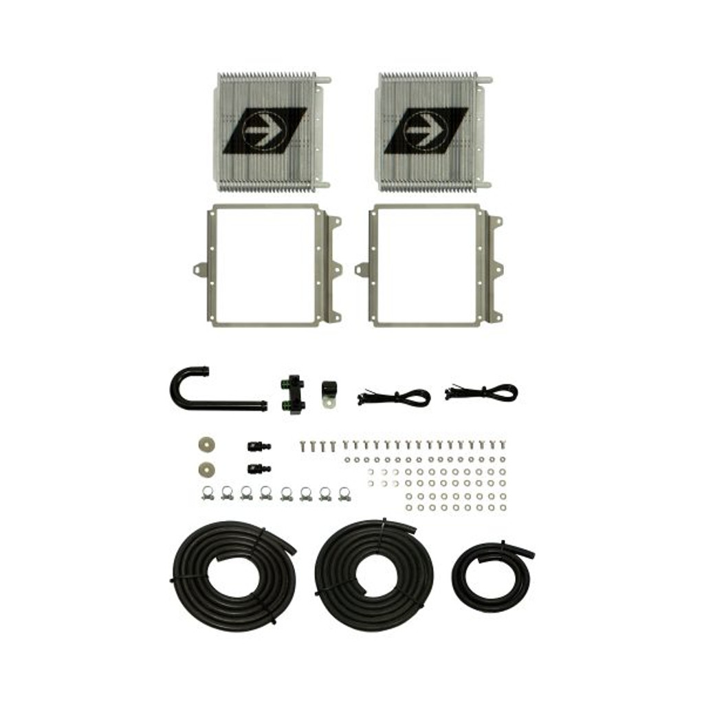 TC621DPK; TransChill Transmission Cooler Kit RANGER / EVEREST / BT50
