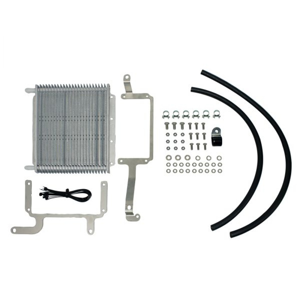 TC629DPK; TransChill Transmission Cooler Kit TRITON MQ / PAJERO SPORT