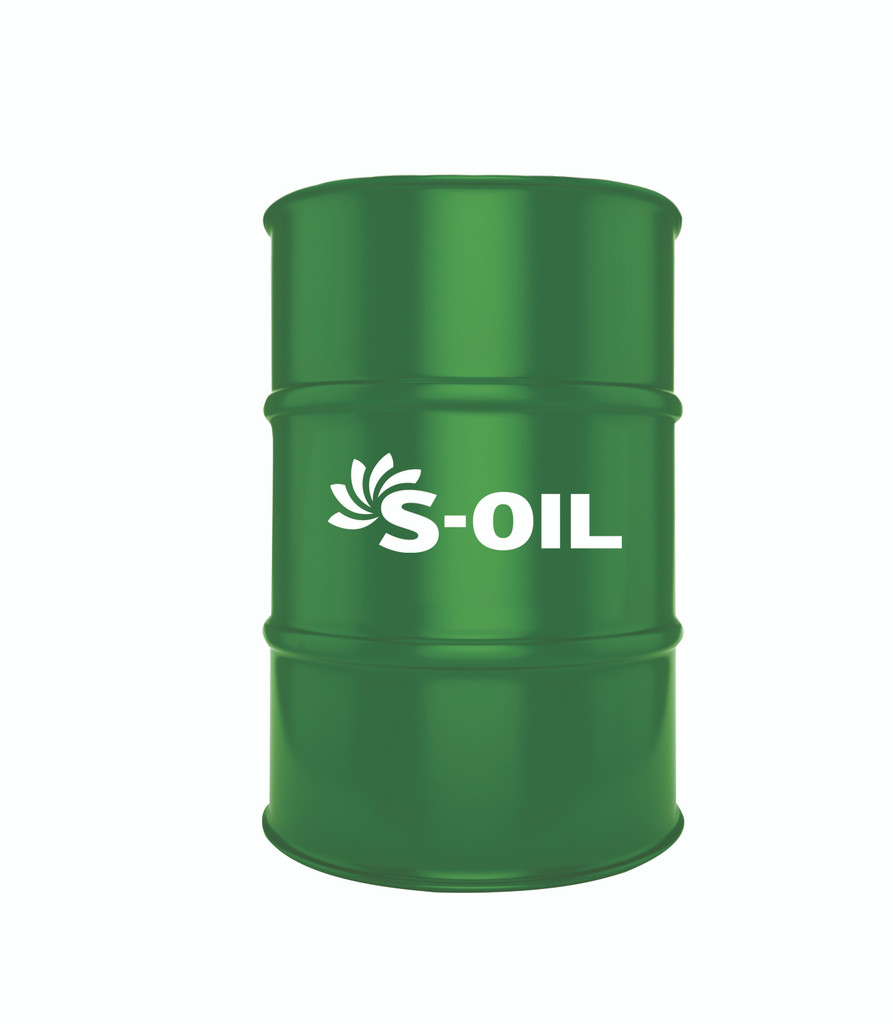 S-Oil Compressor RS 68 Oil; 200 Litre; Synthetic Long-Life Rotary Screw Compressor Oil