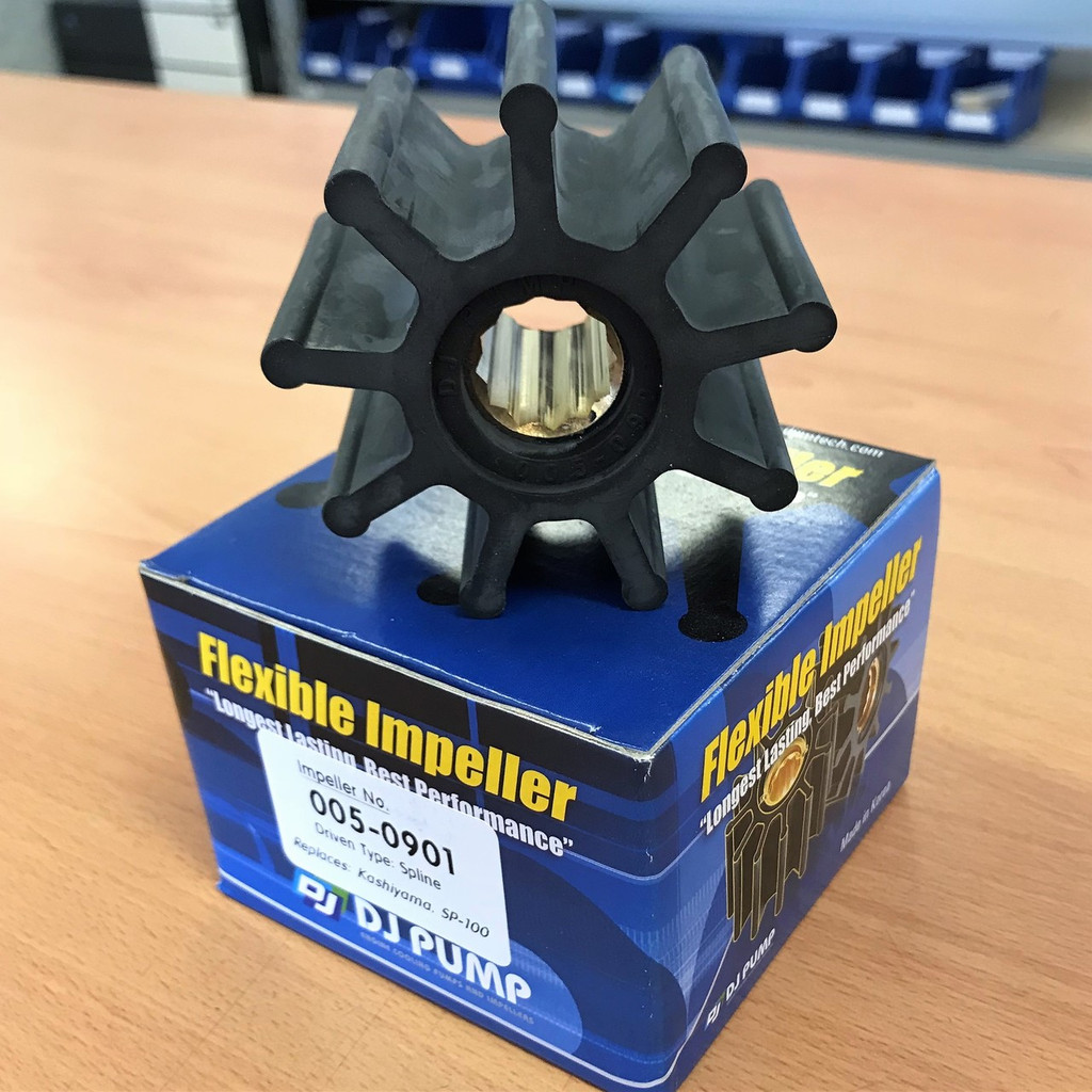 005-0901 DJ Pump Impeller; Replaces Kashiyama SP-100