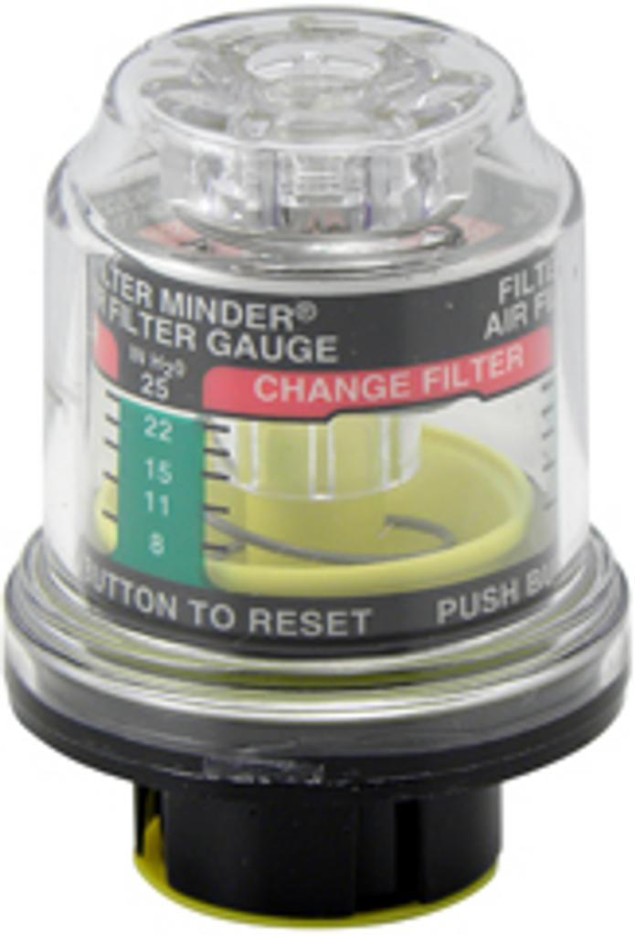 AFG38D Baldwin Direct Mount Air Filter Restriction Gauge