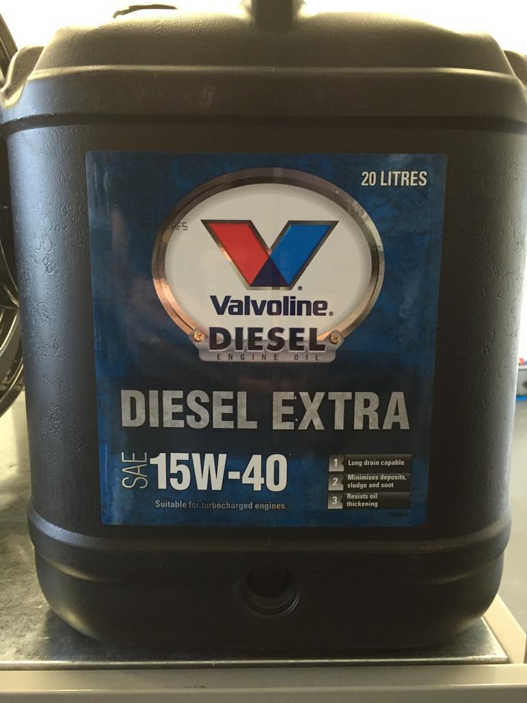 Valvoline Diesel Extra 20l