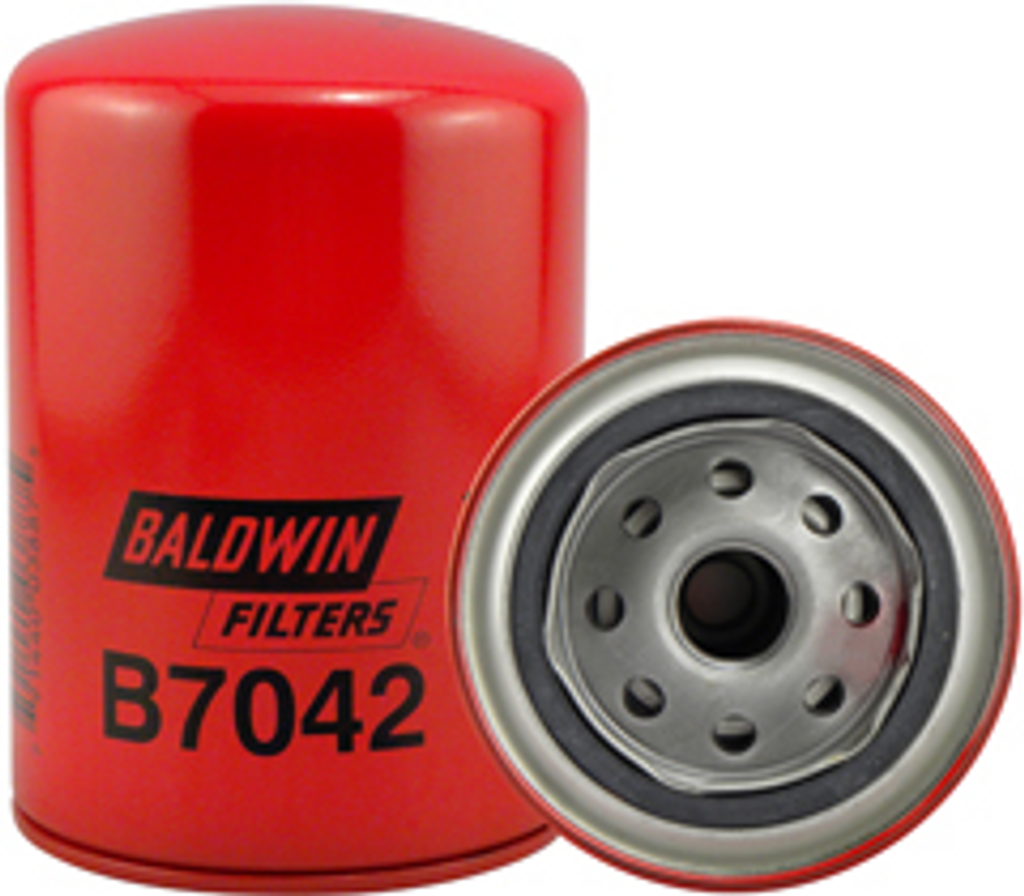 B7042 Baldwin Lube Spin-on Replaces Caterpillar 1N4402; Citroen 95638903; Peugeot 110987
