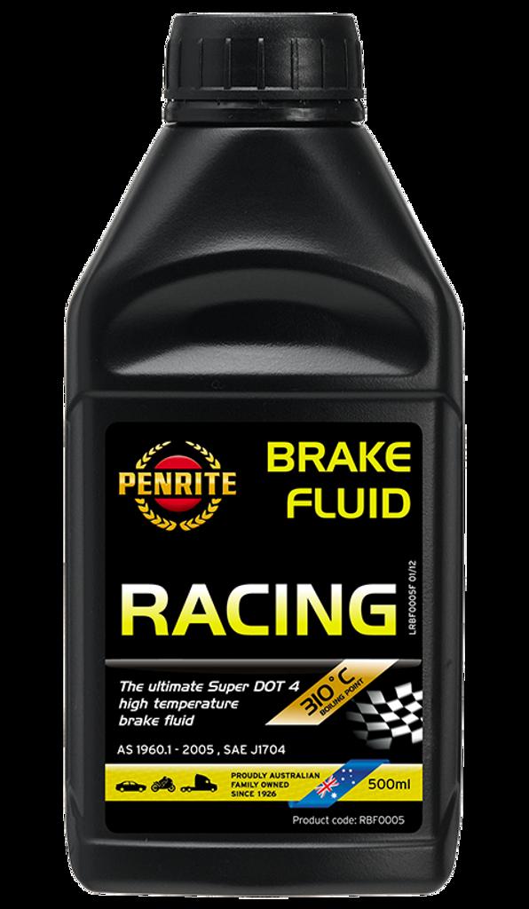 Penrite Racing Brake Fluid Dot 4 500ml (RBF005)