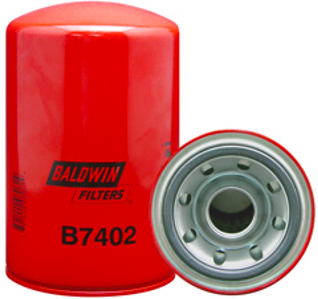 B7402 Baldwin Lube Spin-on Replaces Caterpillar 249-2347