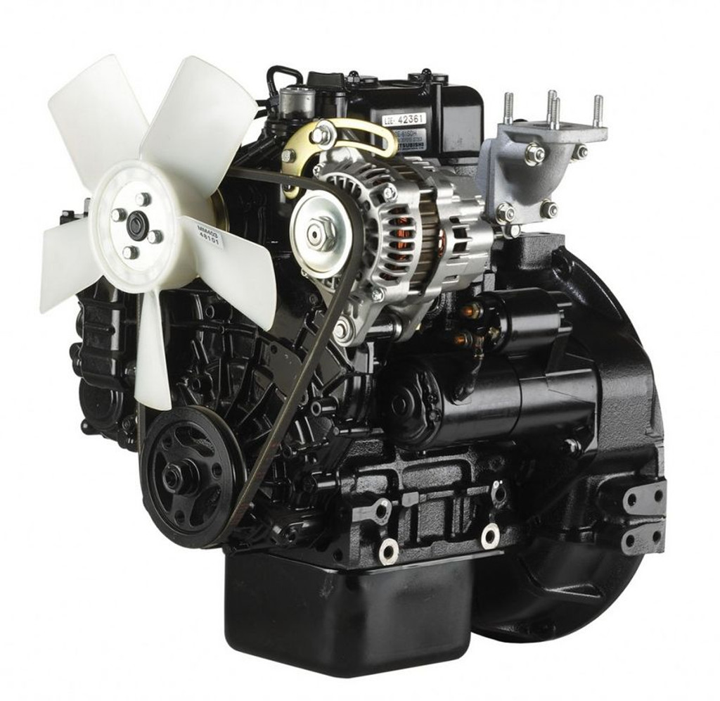 Mitsubishi L2E Diesel Engine 65SAG Spec