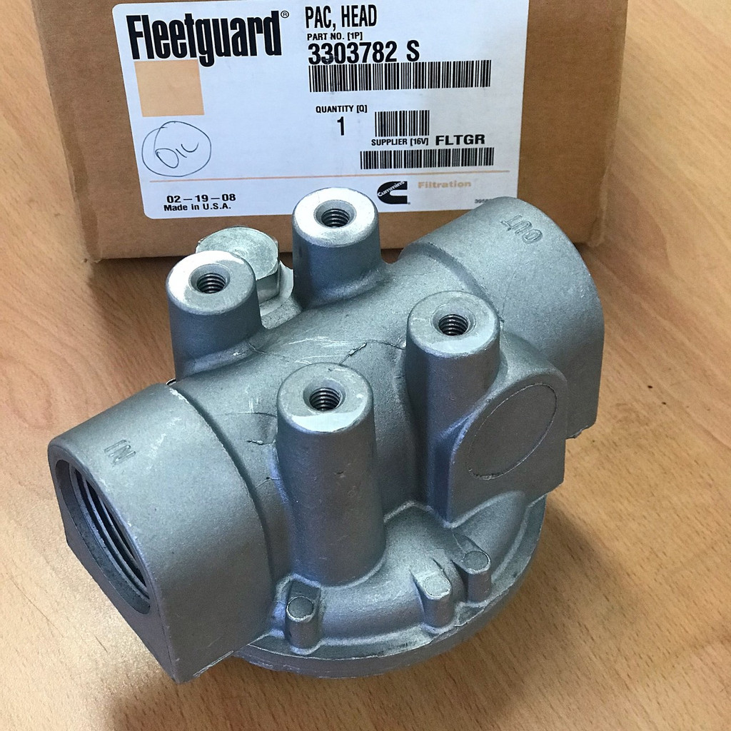 3303782S Fleetguard Remote Mount Suitable for LF670