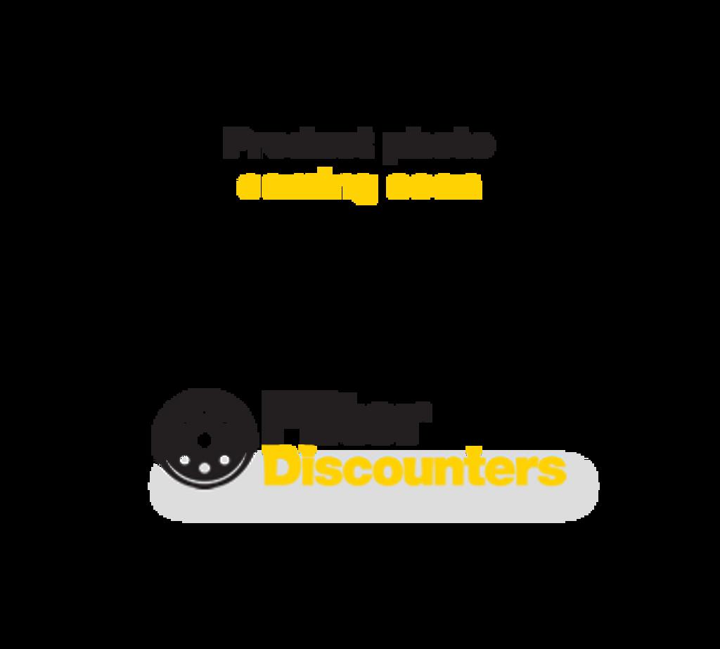 O6724 Nippon Micro Oil Filter; Replaces Isuzu 9885132630. LF3430, P550017