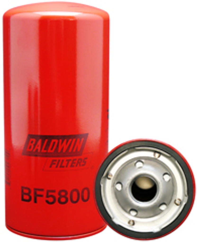 Mercedes Primary Straight Diesel Fuel Filter Baldwin BF7725 fits most anything