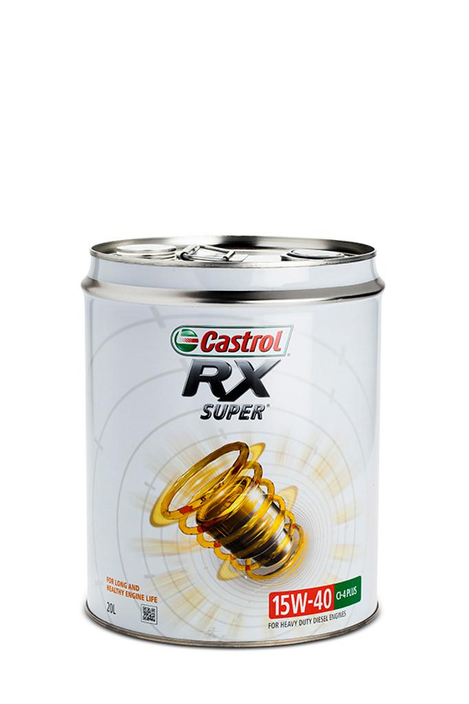 Castrol RX Super 15W-40 20L