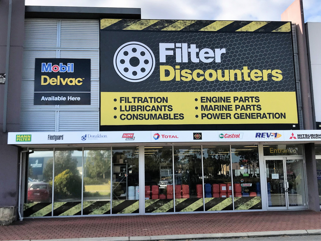 Ordering and Shipment at Filter Discounters