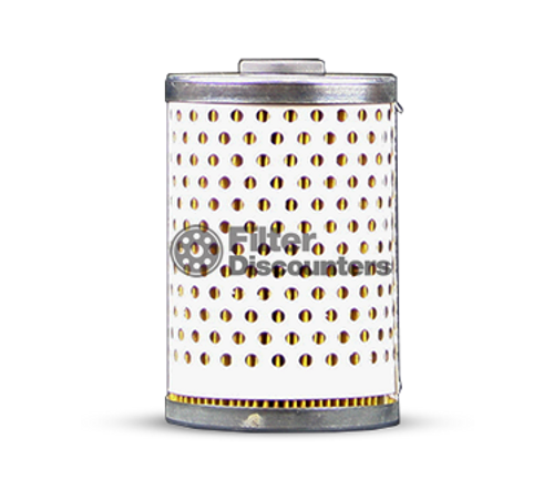 Fleetguard Fuel Filter FF146 with Filter Discounters Logo