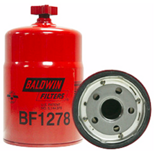 BF1278 Baldwin Fuel/Water Separator Filter Replaces Ingersoll-Rand 54468178