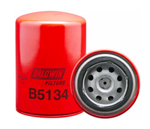 B5134 Baldwin Coolant Filter Replaces Caterpillar 9Y4528; Cummins 3300721; Ford E7NN-8A469-AA; GMC 25010844; Hino 16304-41015; John Deere RE11992