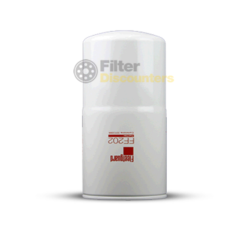 Fleetguard Fuel Filter FF202 with Filter Discounters Logo