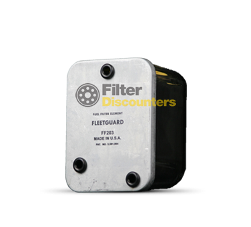 Fleetguard Filter FF203 with Filter Discounters Logo