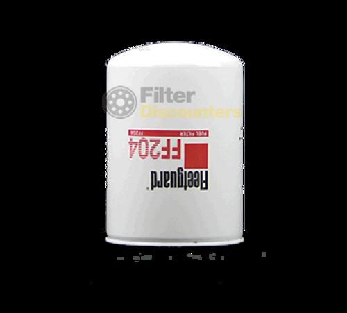 Fleetguard Fuel Filter FF204 with Filter Discounters Logo
