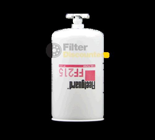 Fleetguard Fuel Filter FF215 with Filter Discounters Logo