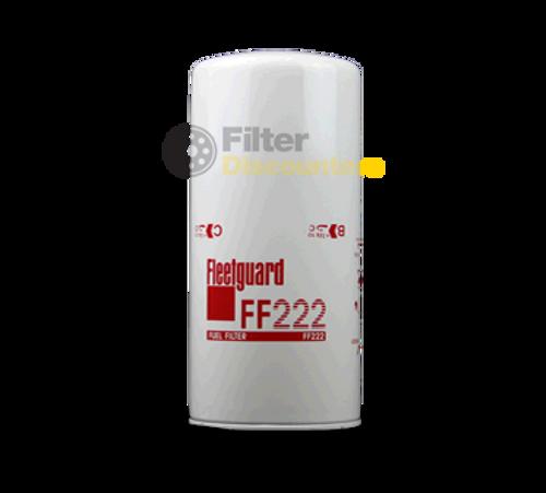 Fleetguard Fuel Filter FF222 with Filter Discounters Logo
