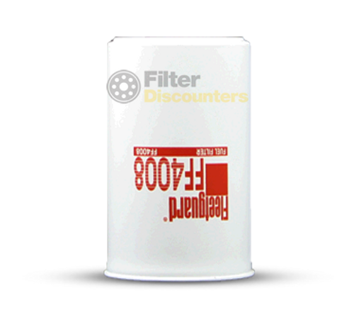 Fleetguard Fuel Filter FF4008 with Filter Discounters Logo