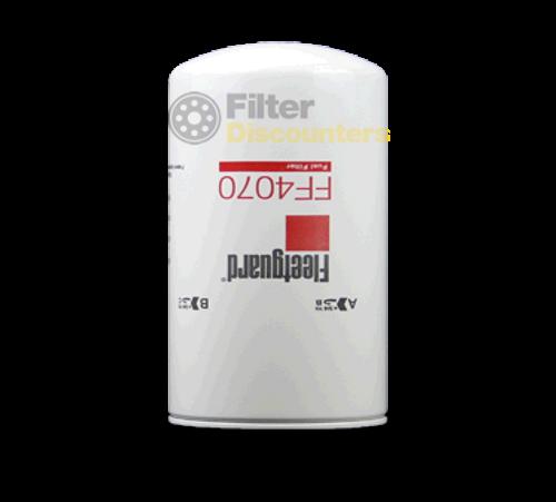 Fleetguard Fuel Filter FF4070 with Filter Discounters Logo
