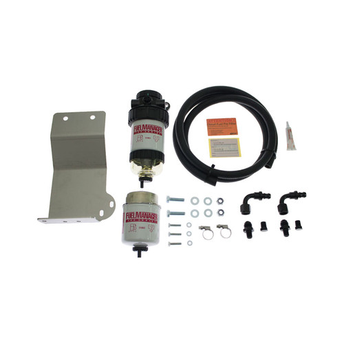 FM601DPK; Isuzu D-MAX 4JJ1 3.0L 2012-on CRD 130kW Pre Fuel Water Sepertor Kit - Fuel Manager