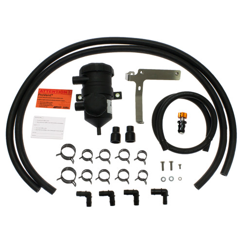 PV614DPK; Toyota Landcruiser VDJ200 4.5L T/D Crank Case Ventilator Kit - Mann Hummel Provent