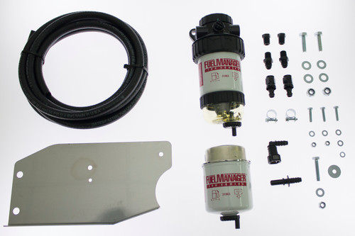 FM603DPK Volkswagen Amarok 2 0L TD 2011-on Pre Fuel Water Separator Kit -  Fuel Manager