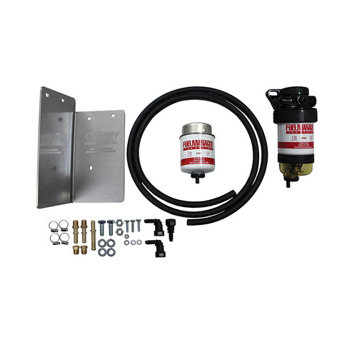 FM609DPK; Ford Ranger PJ PK DX 3.0L TD Pre Fuel Water Separator Kit - Fuel Manager