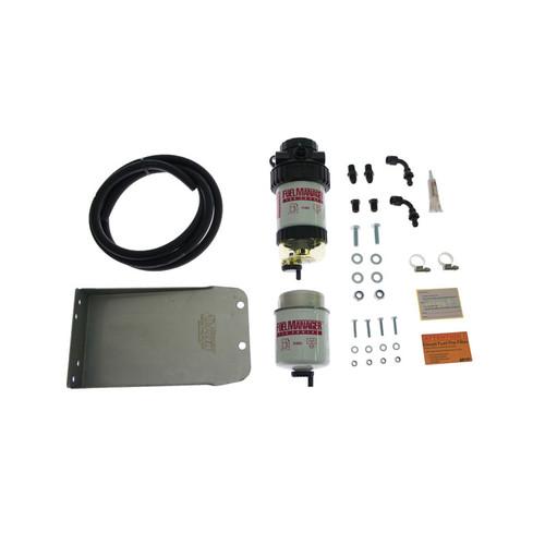 FM617DPK; Nissan Navara D22 2008 2.5L Pre Fuel Water Separator Kit - Fuel Manager