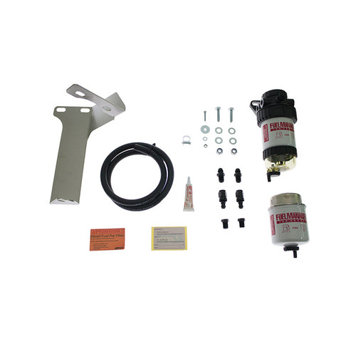 FM623DPK; Toyota Prado 2013-on 2.8L 150 1GDFTV Pre Fuel Water Separator Kit - Fuel Manager