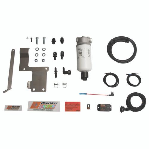 PL630DPK; NISSAN NAVARA D23 NPS300 2015-ON Pre Fuel Water Separator Kit - Mann + Hummel Preline 150