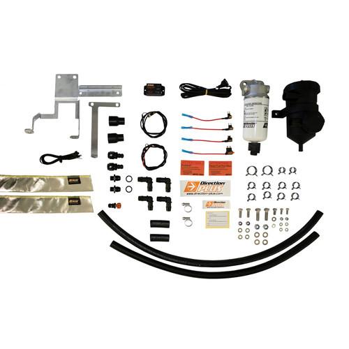 PLPV642DPK; Toyota Landcruiser 70series 20018-2019 dual Fuel Water Separator & Crank Case Ventilator - Mann Hummel Provent  & Preline 150